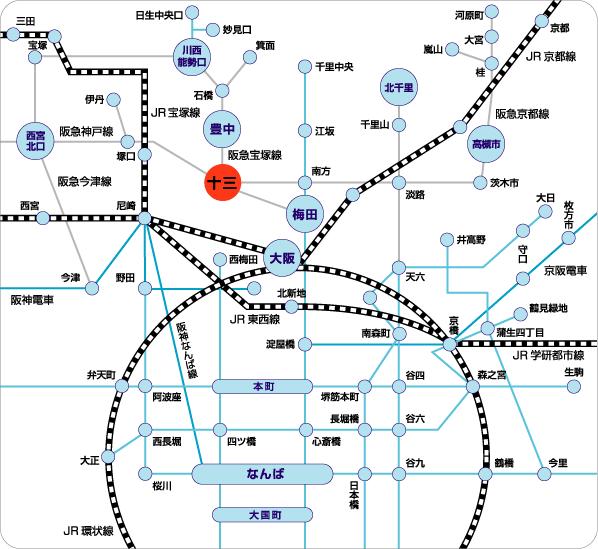 マップ鉄道